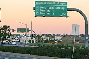 Long Term Airport Parking San Diego