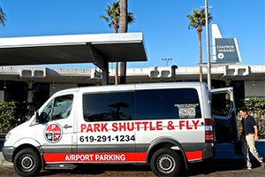 Park and Shuttle Airport Parking